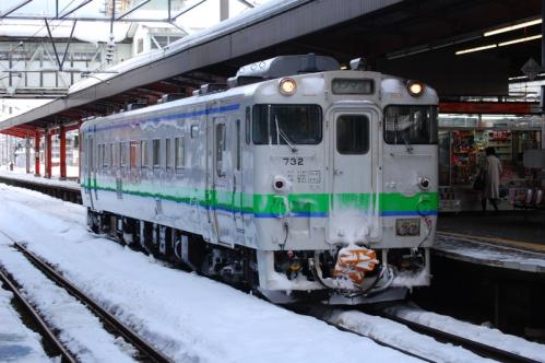 キハ40-732 旭川