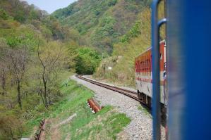 米坂線 1129D