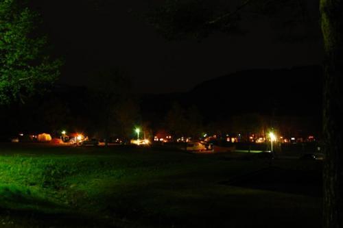只見青少年旅行村・いこいの森キャンプ場