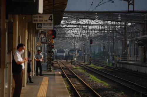 黒磯駅 2009/9/25