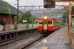 キハ52-115 大糸線 2009