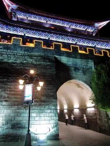 夜景8 北門