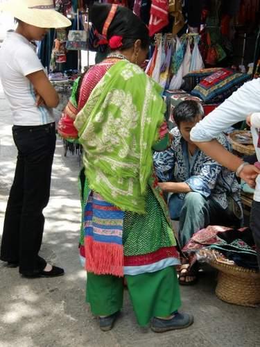 民族衣装10