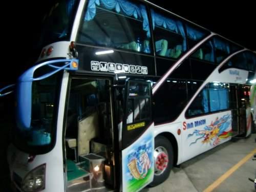 M 夜行バス