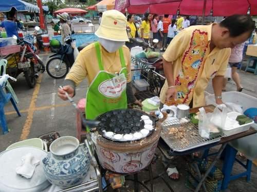ココナッツ焼き