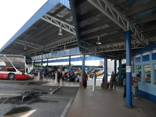 バタワース バスターミナル