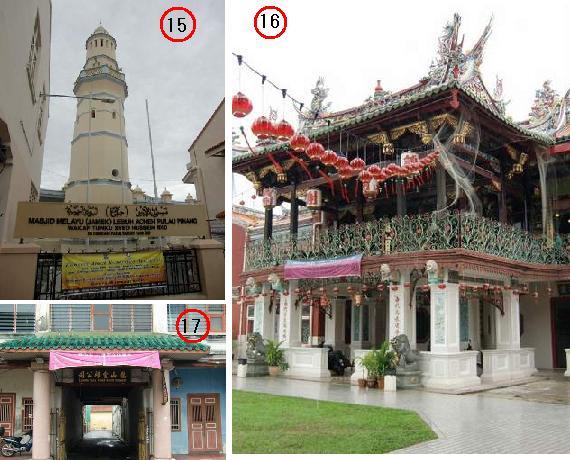 お寺 モスク