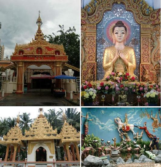 ミャンマー寺院