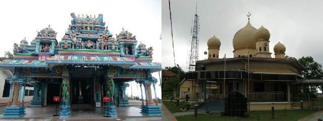 寺院 モスク