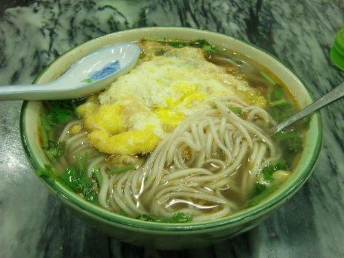 タマゴ麺だよ~~ん! ^^