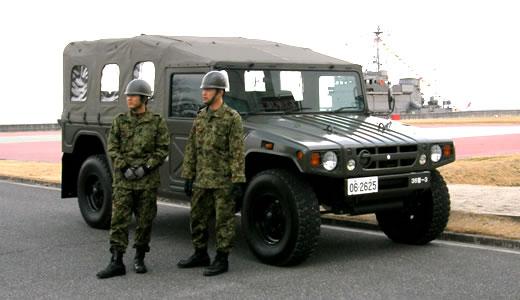 海上自衛隊輸送艦「ゆら」一般公開(1)-2