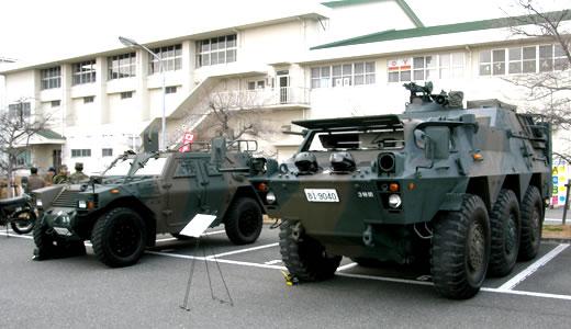 海上自衛隊輸送艦「ゆら」一般公開(1)-3