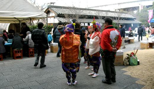 酒心館新酒まつり2012-1