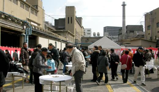 菊正宗蔵開き2012-3