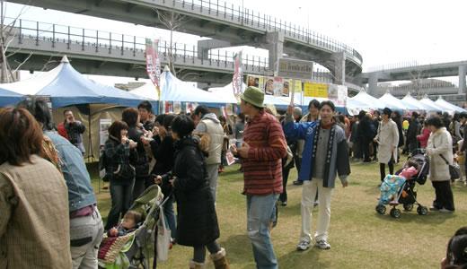 食の遊園地『神戸アミュゼ』@みなとのもり公園-1