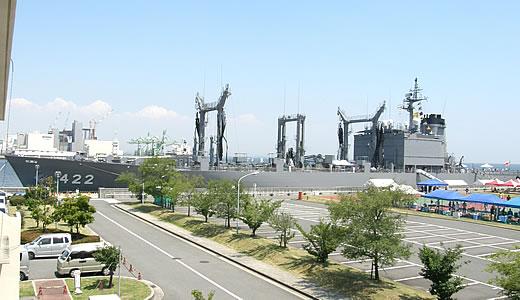 海上自衛隊阪神基地隊 キッズサマーフェスタ2011(2)-1