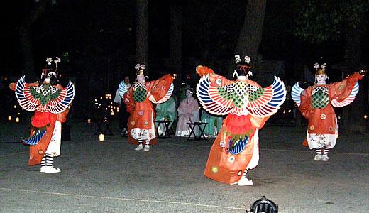 西宮神社夏まつり・えびす万燈籠祭2011-1
