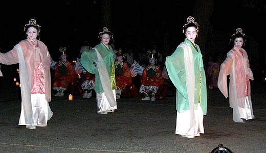 西宮神社夏まつり・えびす万燈籠祭2011-2