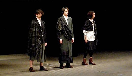 神戸ファッション専門学校作品発表会2011-4