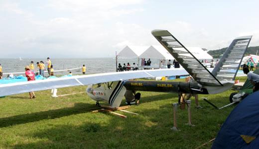 鳥人間コンテスト選手権大会2011(4)-3