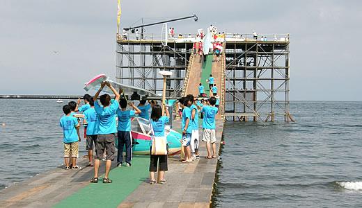 鳥人間コンテスト選手権大会2011(2)-1