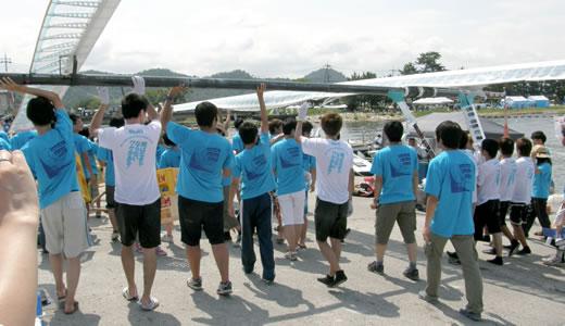 鳥人間コンテスト選手権大会2011(3)-2