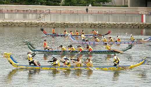 ASHIYACUPドラゴンボートレース2011(2)-2