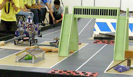 レスキューロボットコンテスト2011(2)-1