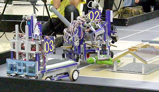 レスキューロボットコンテスト2011(2)-2