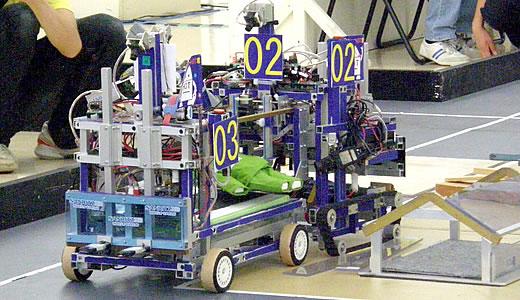 レスキューロボットコンテスト2011(2)-3