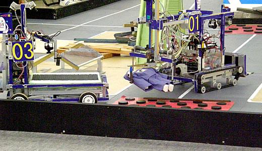 レスキューロボットコンテスト2011(2)-4