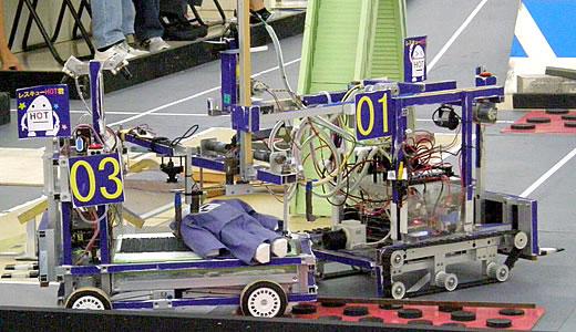 レスキューロボットコンテスト2011(2)-5