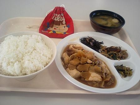 肉豆腐で~す。
