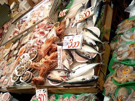 魚も新鮮や~(^o^)丿