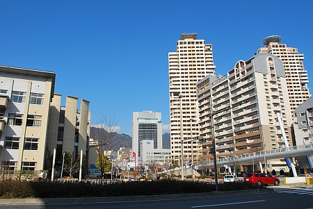 ここは、HAT神戸にあります。