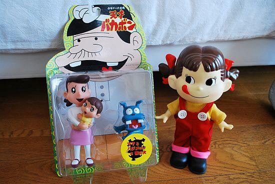 前に買った人形