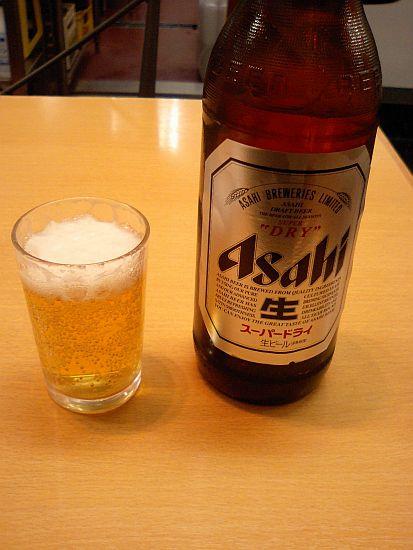 ビンビール大