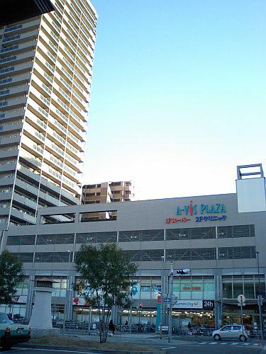 グルメシティの2階