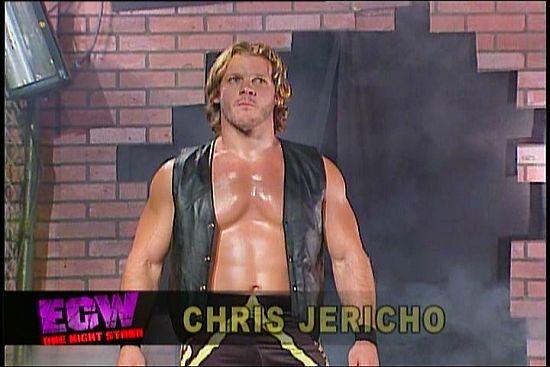 若き日のクリス・ジェリコ