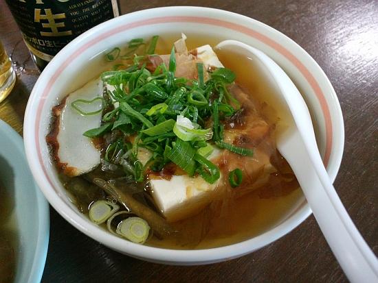 湯豆腐、エエ出汁や