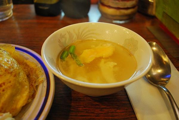 スープが美味い