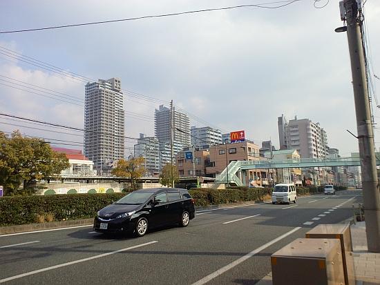 JR六甲道
