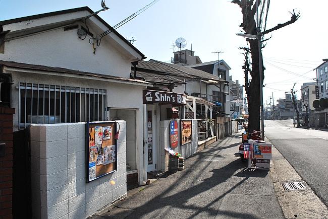 上野通です。