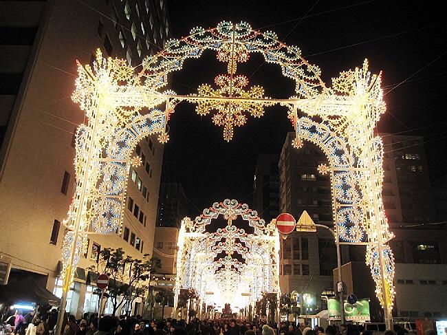 2009神戸ルミナリエ12/1(^^)v