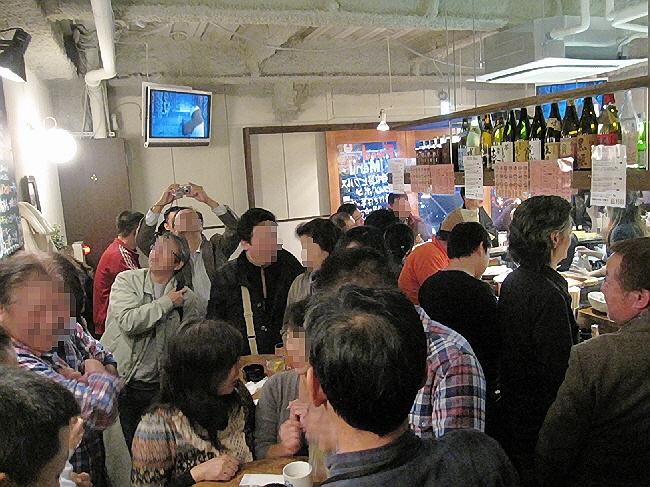 立ち呑みクラブ新長田忘年会!