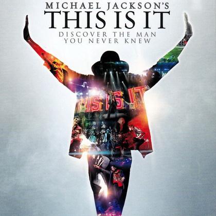 マイケル・ジャクソン『THIS IS IT』