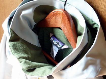 Patagonia Powder Bowl Jacket/パタゴニアのパウダーボウルジャケット。