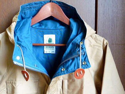 シェラの60/40ショートパーカ/Sierra Design Short Parka #8001