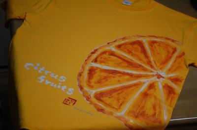 オレンジ違いです。