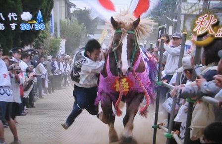 ④さがり馬3